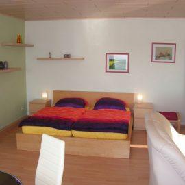 Fewo 2 - Schlafzimmer